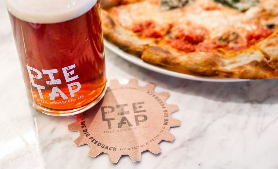 Pie Tap:  A Distinctly Different Pizza